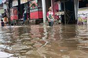 Banjir Rendam 2 RT di Cipayung Depok