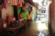 3 Hari, Warga Kampung Gusti Penjagalan Dilanda Banjir Setinggi 50 Cm