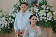 Vicky Prasetyo dan Kalina Ocktaranny Gelar Resepsi 2 Kali