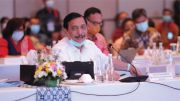 Dibangun Akses Air Bersih, Luhut: Rakyat NTT & NTB Pesta Pora
