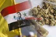 Hizbullah dan Milisi Suriah Jalankan Pabrik Narkoba di Tengah Perang