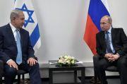 Bebaskan Wanita Israel yang Ditangkap Suriah, Netanyahu: Terima Kasih Putin