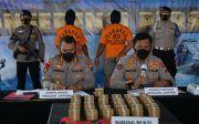 Transaksi Jual Beli Ribuan Bom Ikan, Dua Orang Ditangkap Polda Jatim