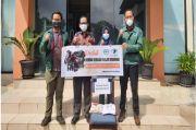 Sinergitas IKATEKA Universitas Diponegoro Membantu Korban Banjir Semarang