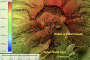 Drone Ungkap Isi Kubah Lava Kawah Gunung Merapi, Ini Hasilnya
