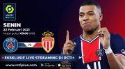 Laga PSG vs AS Monaco Tersaji d RCTI Plus Pochettino Urus Dulu Rumor Mbappe