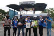 Setengah Juta Masker Dibagikan ke 120 Kota di Berbagai Pulau di Indonesia