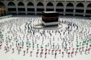 Kemenag Sebut 14.000 Jamaah Haji Khusus Didaftarkan Prioritas Vaksinasi Covid-19