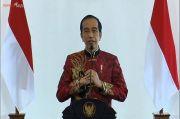 Peringati Tahun Baru Imlek 2021, Ini Harapan Jokowi di Tahun Kerbau Logam