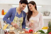 Dapur Jadi Tempat Terbaik Berhubungan Seks