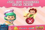 Gunakan Booster Kuas Kiko Untuk Selesaikan Misi di Game Lola Bakery, Mainkan Sekarang di RCTI+!