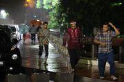 Dini Hari Ibu Kota Diguyur Hujan Deras, BPBD Imbau Masyarakat Waspada