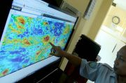 BMKG: Hujan Sedang hingga Lebat Masih Mengguyur Jabodetabek Pagi Ini