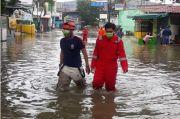 Hujan Lebat, Bukit Cengkeh 2 Depok Terendam Banjir