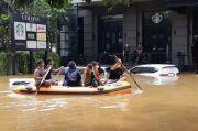 Danau Juanda Meluap Jadi Penyebab Banjir Sejumlah Wilayah di Depok