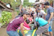 Rumah Hanya Terlihat Genting, Korban Banjir di Tangerang: Yang Penting Nyawa Selamat