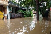 Curah Hujan Tinggi, Perumahan di Bekasi Terendam Banjir Sejak Dini Hari