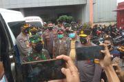 Menteri PUPR, Kapolda Metro dan Pangdam Jaya Tinjau Banjir di Bekasi