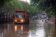 Lewat Instagram, DKI Klaim Banjir 2021 Tidak Separah Tahun Lalu