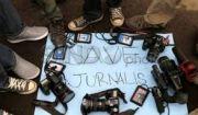 Tarik Kerah Baju dan Maki Jurnalis, IJTI Aceh Kecam Arogansi Anggota Polda Aceh