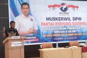 Muskerwil DPW Partai Perindo Sulteng Dibuka Langsung Gubernur Terpilih