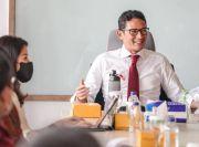 Pentingnya Perlindungan Hukum Dalam Pembiayaan UMKM, Sandiaga Uno : Solusi Bangkitkan Ekonomi Kreatif dari Keterpurukan