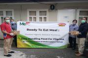 Kimbo Kitchen Serahkan 8.000 Paket Bantuan Korban Bencana