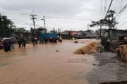Antisipasi Debit Air Naik di Musim Hujan, BPBD Pantau Aliran Sungai Besar