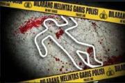 Lansia Tewas Dibunuh, Saksi Curigai 2 Orang Berperawakan Tinggi Besar