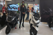 Honda PCX 160 Resmi Mengaspal di Jawa Timur, Segini Harganya