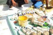 Bom Ikan Kembali Marak di Perairan Teluk Bone, Polairud Dinilai Kecolongan