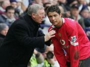 Cristiano Ronaldo Hampir Nangis saat Dibentak Sir Alex Ferguson