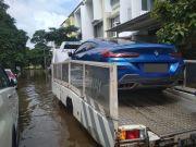 Atta Halilintar Perlu Tahu, BMW Punya Layanan Evakuasi Banjir