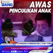 Awas Penculikan Anak! Simak iNews Siang Live di iNews dan RCTI+, Minggu Pukul 11.00 Ini