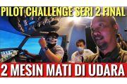 Kapten Vincent Bikin Pilot Challenge, Siapa yang Menang?
