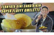 Finalis MasterChef Indonesia Ungkap Resep Omelette Fluffy yang Sempat Viral