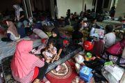 49 RT di Jakarta Masih Banjir, 1.722 Warga Mengungsi dan 5 Orang Meninggal