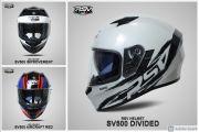 RSV Helmet Luncurkan RSV SV500 dengan Emergency Quick Release