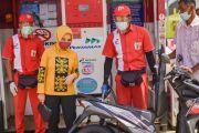 Tambah Gesit, Jualan Bensin Pertashop Mengwi Tembus 1000 Liter