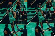 Hasil NBA, Minggu (21/2/2021): Lemparan Terakhir Rozier dan Nostalgia LeBron Berakhir Menyedihkan