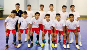 Jelang PON Papua, Persiapan Tim Futsal NTB Sudah 100%