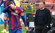 Barcelona Buang Kesempatan Dekati Atletico, Koeman Meradang