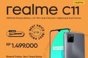 Ponsel realme C11 Turun Harga, Ayo Garcep Biar Enggak Kehabisan!