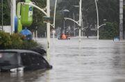 Anies-Riza Patria Dinilai Gagal Mengantisipasi dan Mengatasi Banjir Jakarta