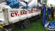Ketahuan Buang Sampah Sembarangan, Penyedia Jasa Angkut Sampah Ilegal Didenda Rp5 Juta