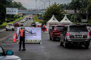 Ganjil Genap di Kota Bogor, Ribuan Kendaraan Masih Coba Masuk