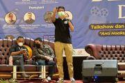 Talkshow Berhenti di Kamu, Tavasya Berbagi Tips Tangkal Hoaks di Kalangan Pelajar