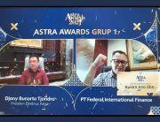 FIF Jadi Perusahaan Terbaik di Grup Astra
