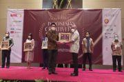 Askrindo Syariah Raih Penghargaan Indonesian Creativity and Best Leader Award 2021