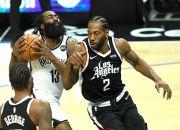 Hasil Pertandingan NBA, Senin (22/2/2021): Clippers Tersungkur Menjamu Nets